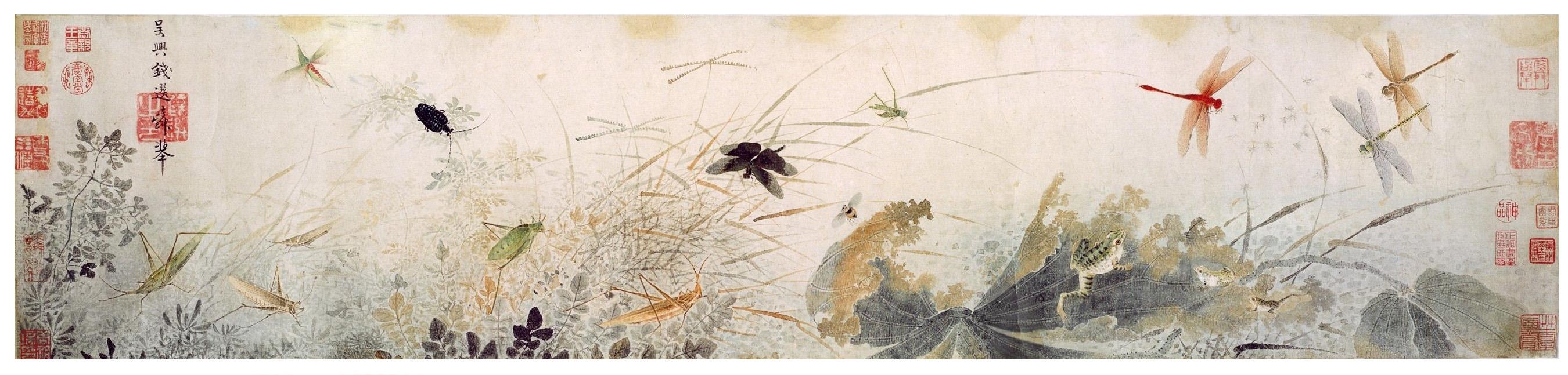 Qian Xuan Early_Autumn