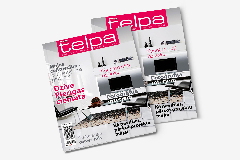 Telpa magazine