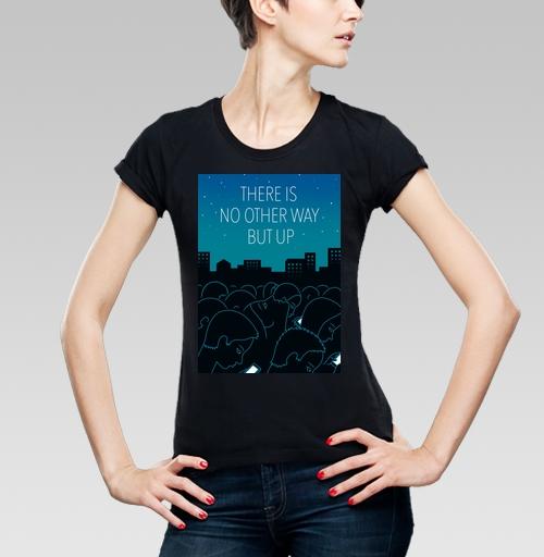 t-shirt print UP
